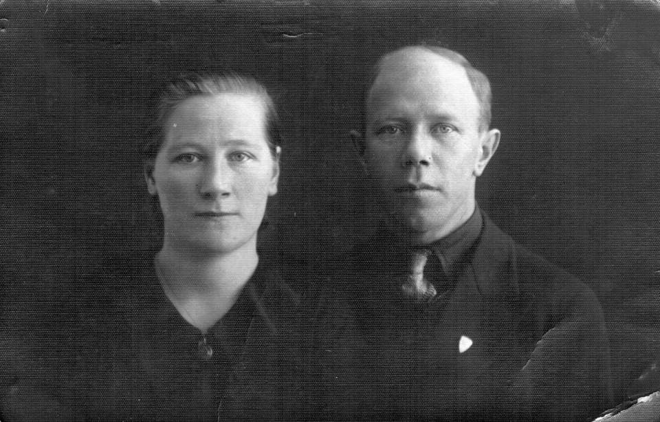 Katri ja Matti Honkanen